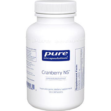 Pure Encapsulations Cranberry NS 500 mg 90 vcaps CRA12