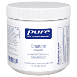 Pure Encapsulations Creatine Powder 250 g CREA8
