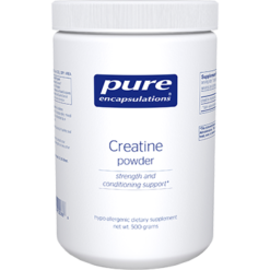 Pure Encapsulations Creatine Powder 500 g CREA9
