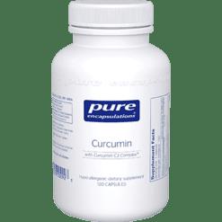 Pure Encapsulations Curcumin 250 mg 120 vegcaps CURC5
