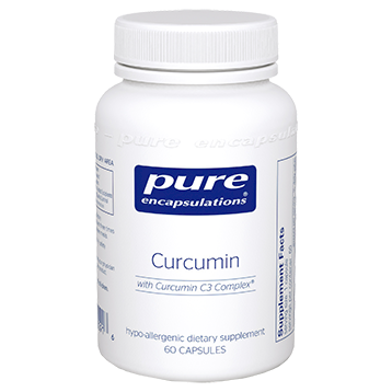 Pure Encapsulations Curcumin 250 mg 60 vegcaps CURC4