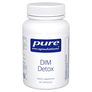 Pure Encapsulations DIM Detox 60 vcaps P13589