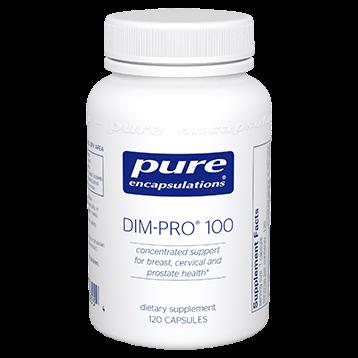 Pure Encapsulations DIM PRO® 100 120 vegcaps DIM9