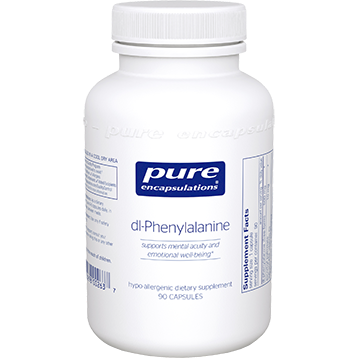 Pure Encapsulations DL Phenylalanine 500 mg 90 vcaps PHEN6