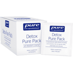 Pure Encapsulations Detox Pure Pack 30 pkts P14630