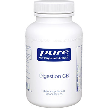 Pure Encapsulations Digestion GB 180 caps DIG34