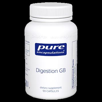 Pure Encapsulations Digestion GB 90 caps DIG35