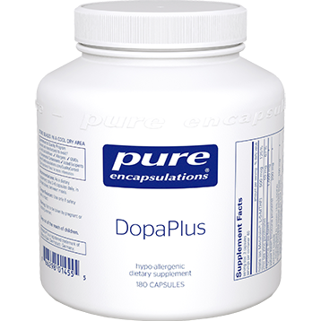 Pure Encapsulations DopaPlus 180 caps P14555