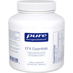 Pure Encapsulations EFA Essentials 120 softgels EFA1