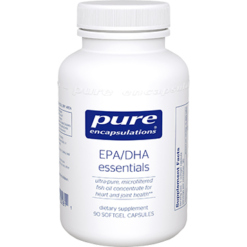 Pure Encapsulations EPA DHA Essentials 1000 mg 90 gels EPA15