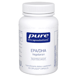 Pure Encapsulations EPA DHA Vegetarian 60 caps P13688