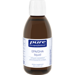 Pure Encapsulations EPA DHA liquid 200 ml EPA23
