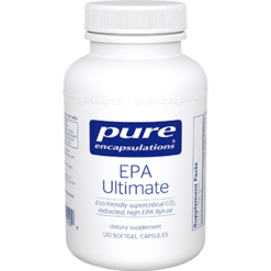 Pure Encapsulations EPA Ultimate 120 gels EPU1