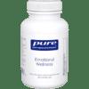 Pure Encapsulations Emotional Wellness 120 vegcaps EMOT1