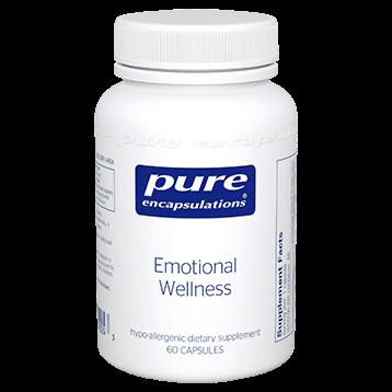 Pure Encapsulations Emotional Wellness 60 vegcaps EMOT2