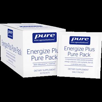 Pure Encapsulations Energize Plus Pure Pack 30 packs P17112