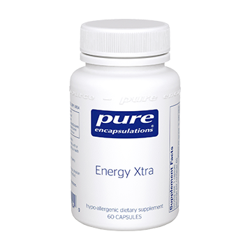 Pure Encapsulations Energy Xtra 60 caps EX6