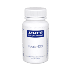 Pure Encapsulations Folate 400 mcg 90 vcaps P13565