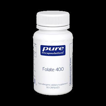 Pure Encapsulations Folate 400 mcg 90 vcaps P13565