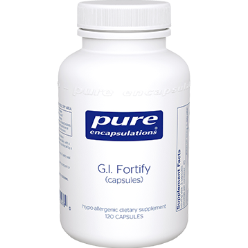Pure Encapsulations G.I. Fortify 120 caps P14760