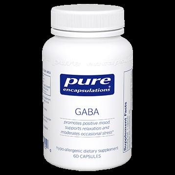 Pure Encapsulations GABA 60 vcaps GAB11