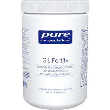 Pure Encapsulations GI Fortify 400 gms GIFOR