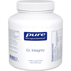 Pure Encapsulations GI Integrity 240 caps GIINT
