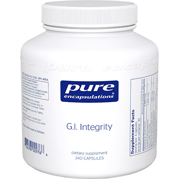 Pure Encapsulations GI Integrity 240 caps GIINT