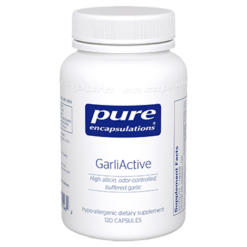 Pure Encapsulations GarliActive 120 vegcaps GAA1