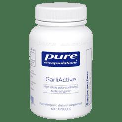 Pure Encapsulations GarliActive 60 vegcaps GAA6