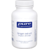 Pure Encapsulations Ginger extract Zingiber 120 vegcaps GIN69