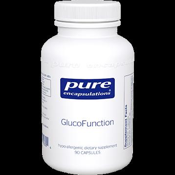 Pure Encapsulations GlucoFunction 90 vcaps GL183