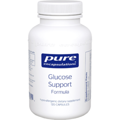 Pure Encapsulations Glucose Support Formula 120 vegcaps GLU56