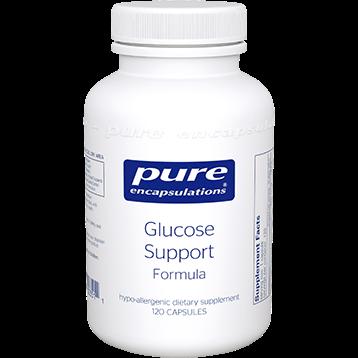 Pure Encapsulations Glucose Support Formula 120 vegcaps GLU56