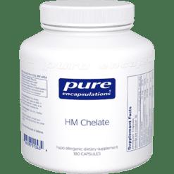 Pure Encapsulations HM Complex 180 vcaps HMCHE