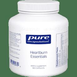 Pure Encapsulations Heartburn Essentials 180 caps HEA34