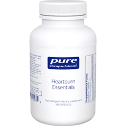 Pure Encapsulations Heartburn Essentials 90 caps HEA35