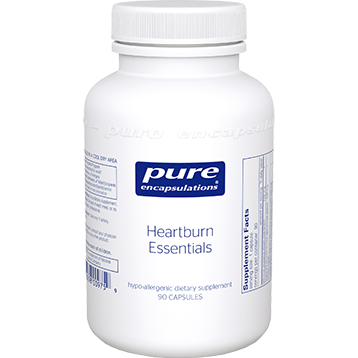 Pure Encapsulations Heartburn Essentials 90 caps HEA35