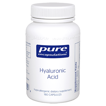 Pure Encapsulations Hyaluronic Acid 70 mg 180 vcaps HYAL3
