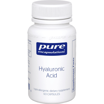 Pure Encapsulations Hyaluronic Acid 70 mg 60 vcaps HYAL2