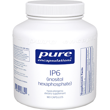 Pure Encapsulations IP 6 500 mg 180 vcaps IP61