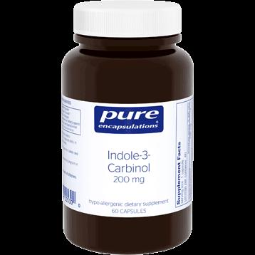 Pure Encapsulations Indole 3 Carbinol 200 mg 60 vcaps by Pure Encapsulations INDO7