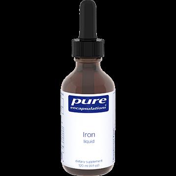 Pure Encapsulations Iron Liquid 4 fl oz P13794