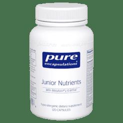 Pure Encapsulations Junior Nutrients 120 caps P13176