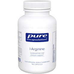 Pure Encapsulations L Arginine 700 mg 90 vcaps ARG19