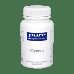 Pure Encapsulations L Carnitine 340 mg 60 vcaps CAR32