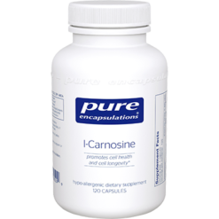 Pure Encapsulations L Carnosine 500 mg 120 vcaps CAR56