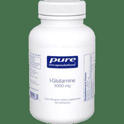Pure Encapsulations L Glutamine 1000 mg 90 vcaps GLU57