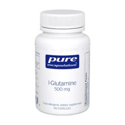 Pure Encapsulations L Glutamine 500 mg 90 vcaps GLU59