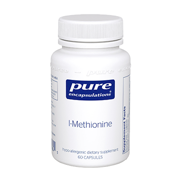 Pure Encapsulations L Methionine 375 mg 60 caps METH5